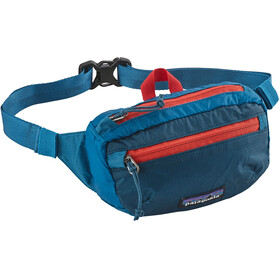 Patagonia Lightweight Travel Mini Hip Pack balkan blue